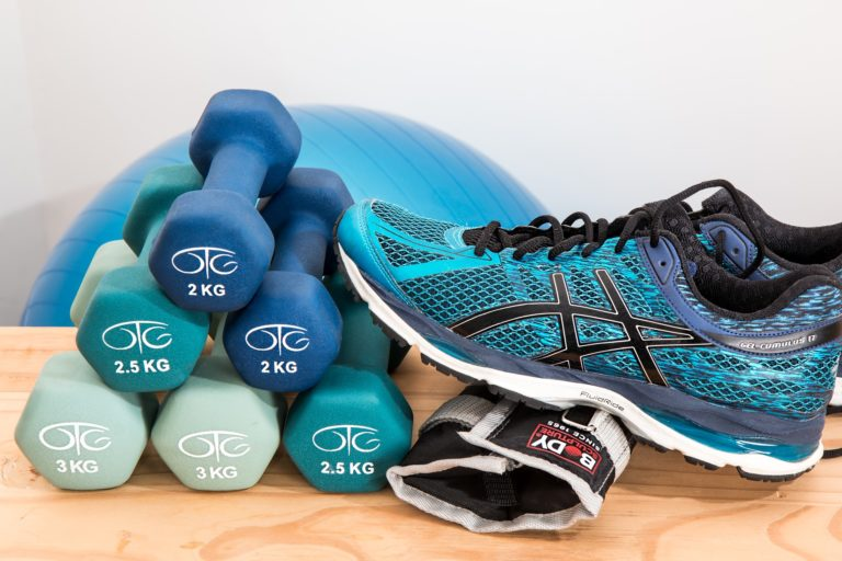 Make Your New Year's Resolutions Stick - Exercise