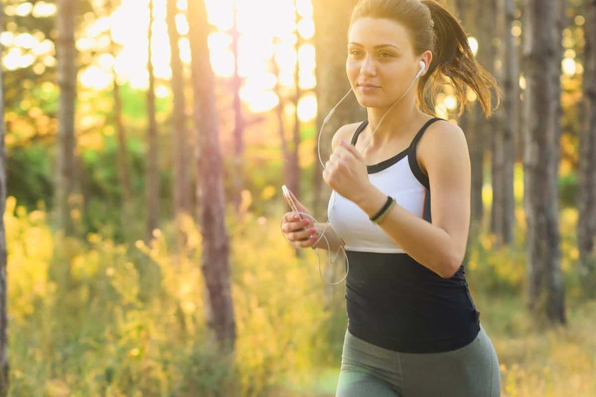 How much should you exercise? Physical activity includes running, jogging, exercising, etc.