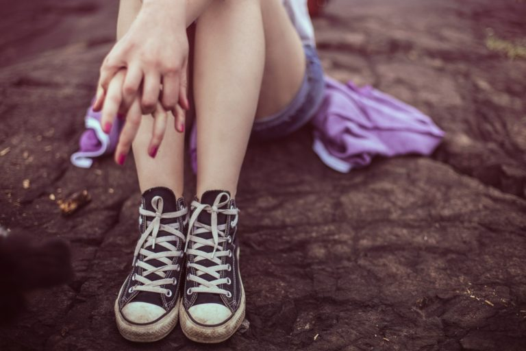 Should You Wear Shoes When Exercising - Converse