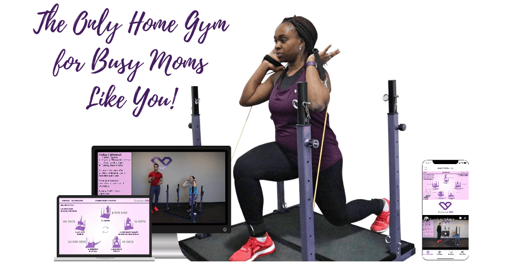EvolutionVN Home Gym is the best home exercise equipment