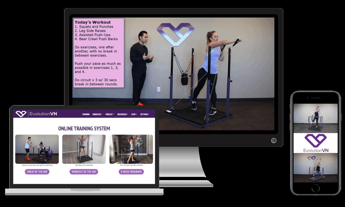 Buy the Evolution Training System - Bonus Evolution Membership