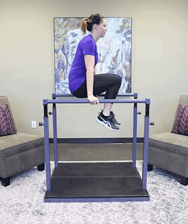 Evolution Training System Gives You Parallel Bars