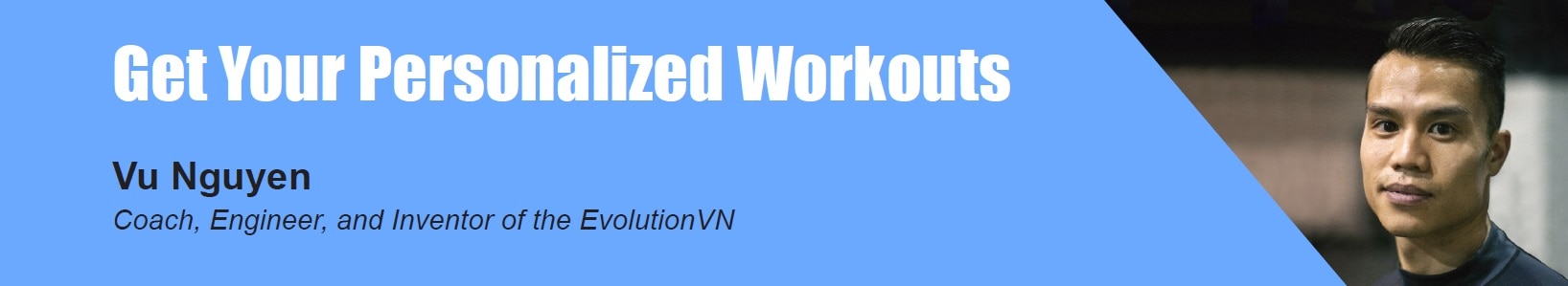 Free Personalized Workouts by Vu
