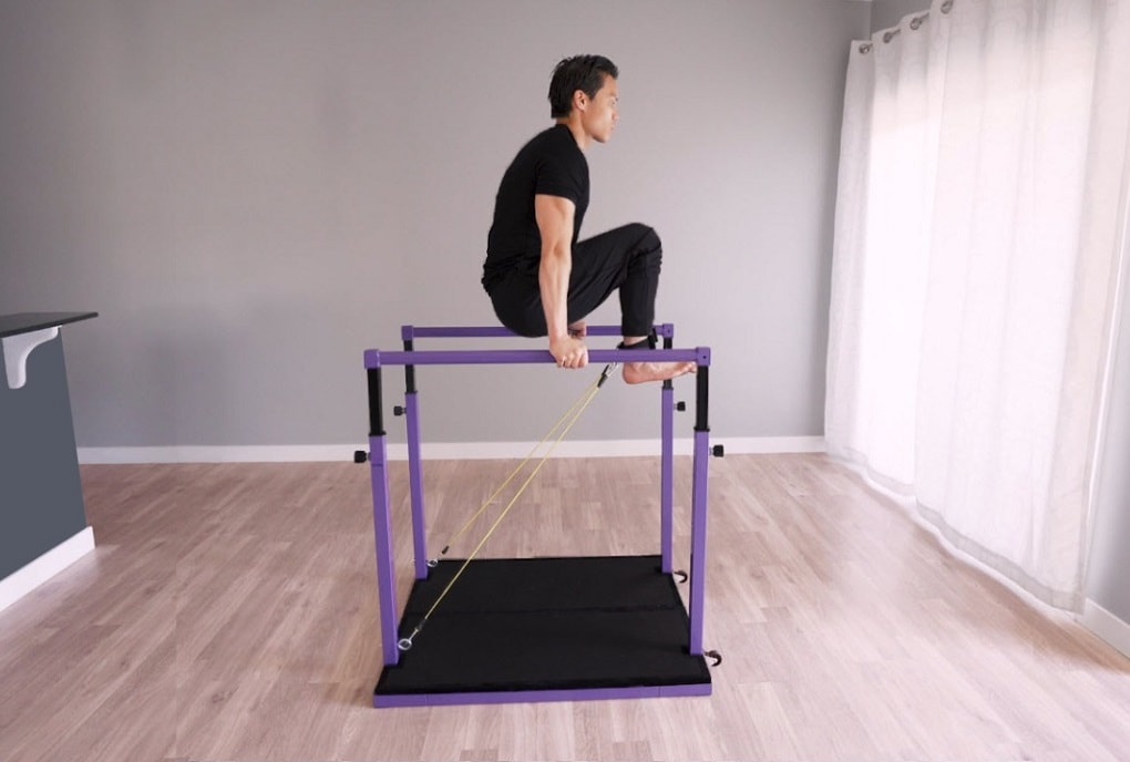 The Evolution exercise equipment has changed the way we exercise at home.