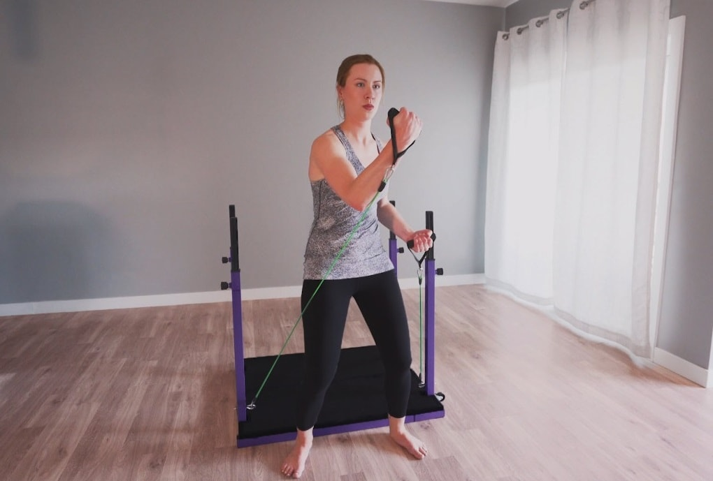 The Evolution exercise equipment gives you access to 200+ exercises.