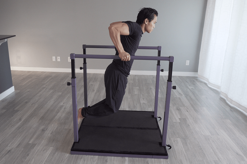 Exercise Blogs - Why You Should Do Parallel Bar Exercises