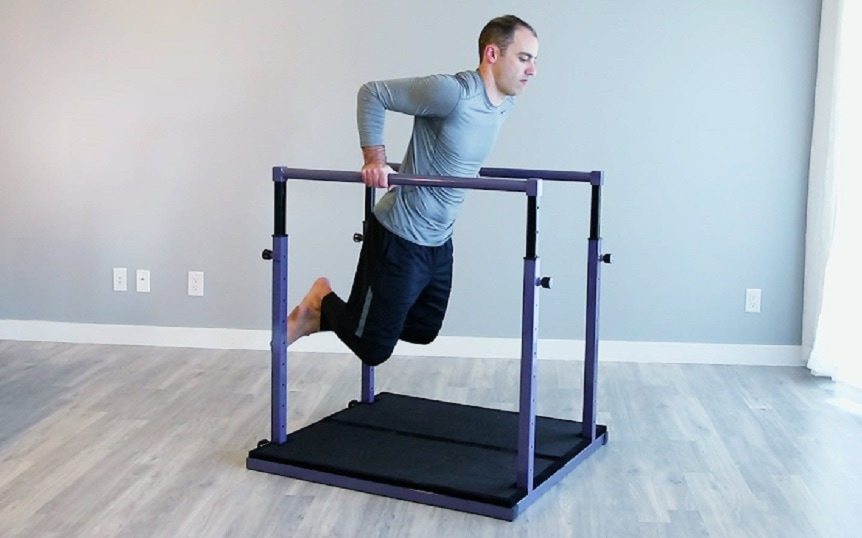 Parallel Bar Exercises - Dips