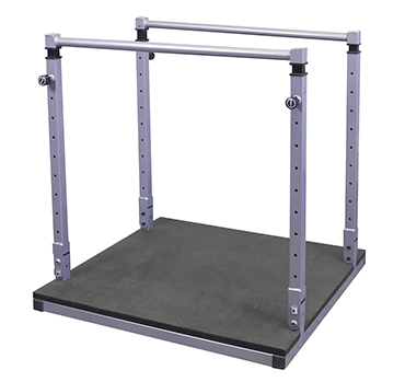 The Evolution Home Gym 2.0 - Assembled w/ Parallel Bars
