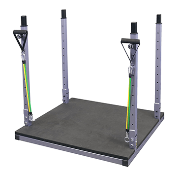The Evolution Home Gym 2.0 - Assembled