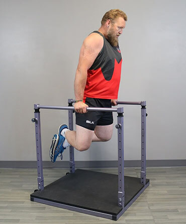 Evolution Home Gym 2.0 - Parallel Bar Exercises