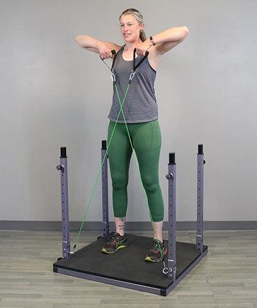 Evolution Home Gym 2.0 - Resistance Exercises